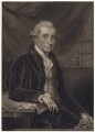 Sir William Musgrave, 6th Bt, by John Raphael Smith - NPG D4678