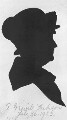 Emily Nevill Jackson (née Gatliff), by Hubert John Leslie - NPG D469