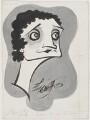 Dame (Florence) Lilian Braithwaite, by Robert Stewart Sherriffs - NPG D47