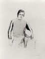 Jimmy Lindley, by Bryan Organ - NPG D4708