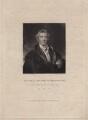 Arthur Wellesley, 1st Duke of Wellington, by David Lucas, after  Sir Thomas Lawrence - NPG D4723
