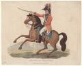 Arthur Wellesley, 1st Duke of Wellington, by Unknown artist, published by  Richard Evans - NPG D4731