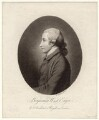 Benjamin West, by Jonathan Spilsbury - NPG D4742