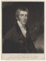 Samuel Charles Whitbread, by William Ward, after  Henry William Pickersgill - NPG D4766