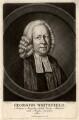 George Whitefield, by Johann Elias Haid, after  M. Jenkin - NPG D4780