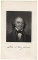 Richard Henry Wilde, by John Sartain, after  Johnson - NPG D4790