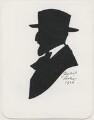 M.A. de Fleuriau, by Hubert Leslie - NPG D480