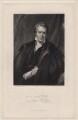 Sir David Wilkie, by Edward McInnes, after  Thomas Phillips - NPG D4802