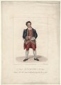 James Pimbury Wilkinson as Michael in Arnold and Addison's 'Free and Easy', by Robert Cooper, published by  Henry Berthoud, after  George Clint - NPG D4806