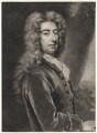 Spencer Compton, Earl of Wilmington, by Peter Pelham, after  Sir Godfrey Kneller, Bt - NPG D4830