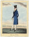 Possibly Thomas Grosvenor Egerton, 2nd Earl of Wilton, by (Isaac) Robert Cruikshank, published by  George Humphrey - NPG D4831