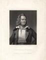 Professor Wilson, by John Sartain, after  Duncan - NPG D4838