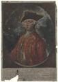 James Wolfe, after Unknown artist - NPG D4884