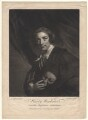 Henry Woodward, by James Watson, sold by  Ryland and Bryer, after  Sir Joshua Reynolds - NPG D4910