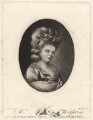 Frances Wrighten (née Matthews), by Robert Laurie, published by  William Richardson, after  Robert Dighton - NPG D4920