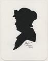 Emily Nevill Jackson (née Gatliff), by Hubert John Leslie - NPG D496