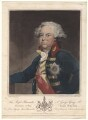 Sir George Yonge, 5th Bt, by Edmund Scott, published by  Samuel William Fores, after  Mather Brown - NPG D4960