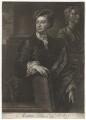 Martin Folkes, by John Faber Jr, after  John Vanderbank - NPG D4987