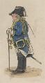 William V, Prince of Orange, probably by Robert Dighton Jr - NPG D4988