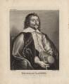 Nicholas Lanier, by Thomas Chambers (Chambars), after  Jan Lievens - NPG D5016