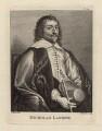 Nicholas Lanier, by Thomas Chambers (Chambars), after  Jan Lievens - NPG D5017