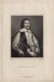 Nicholas Lanier, by Robert Cooper, after  Jan Lievens - NPG D5018