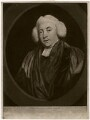 Thomas Leland, by and published by John Dean, after  Sir Joshua Reynolds - NPG D5061