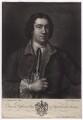 Francis Dashwood, 11th Baron Le Despencer, by John Faber Jr, after  Adrien Carpentiers (Carpentière, Charpentière) - NPG D5032