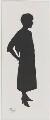 Sylvia Leonora (née Brett), Lady Brooke, Ranee of Sarawak, by Hubert John Leslie - NPG D504