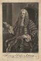 Henry Bilson Legge, by Johson, published by  Thomas Ewart, after  William Hoare - NPG D5050