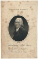 Sir Egerton Leigh, 2nd Bt, by William Ridley, published by  Thomas Chapman - NPG D5053