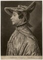 Catherine (née Pelham), Duchess of Newcastle-under-Lyne, by Richard Purcell (H. Fowler, Charles or Philip Corbutt), after  William Hoare - NPG D5083