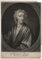 John Locke, by John Smith, after  Sir Godfrey Kneller, Bt - NPG D5098