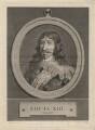 Louis XIII, by Jean Baptiste de Lorraine, after  Champagne - NPG D5108