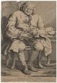 Simon Fraser, 11th Baron Lovat, by William Hogarth - NPG D5111