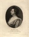 Elizabeth Barry, by Charles Knight, published by  E. & S. Harding, after  Silvester Harding, after  Sir Godfrey Kneller, Bt - NPG D5114