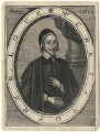 Christopher Love, probably after Cornelis Johnson Jr (Jonson van Ceulen) - NPG D5120