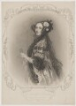 (Augusta) Ada King (née Byron), Countess of Lovelace, by William Henry Mote, after  Alfred Edward Chalon - NPG D5124