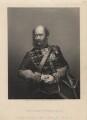 George Charles Bingham, 3rd Earl of Lucan, by Daniel John Pound, after a photograph by  John Watkins - NPG D5132