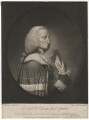 George Lyttelton, 1st Baron Lyttelton, by Robert Dunkarton, after  Benjamin West - NPG D5150