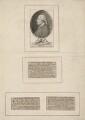 Charles Macklin, by John Corner, after  John Charles Lochée - NPG D5176