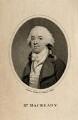 William Macready, by William Ridley, after  John Edmond Halpin (Halpen) - NPG D5185