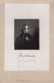 John Temple Leader, by William Henry Mote, published by  John Saunders, after  Bryan Edward Duppa - NPG D5195