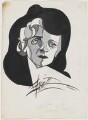 Dame Gladys Cooper, by Robert Stewart Sherriffs - NPG D52