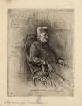 Henry Edward Manning, by Mortimer Luddington Menpes - NPG D5206