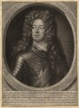 John Churchill, 1st Duke of Marlborough, by Gerard Valck, after  Sir Godfrey Kneller, Bt - NPG D5212