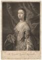 Susanna Fitzpatrick (née Usher), by James Macardell, after  Andrea Soldi - NPG D5219