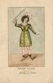 Madame Vestris as Don Giovanni, by (Isaac) Robert Cruikshank - NPG D5230