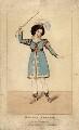 Madame Vestris as Don Giovanni, by Unknown artist - NPG D5233