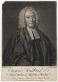 Conyers Middleton, by John Faber Jr, after  John Giles Eccardt - NPG D5253